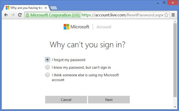 Unohtuiko salasana