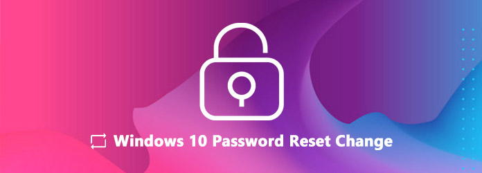 Změna hesla Windows 10 Password Reset