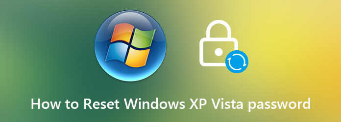 Redefinir senha no Windows XP ou Vista
