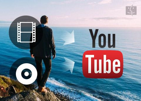 تحويل الفيديو إلى فيديو FLV ماك