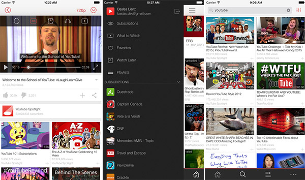 Best Top Free YouTube Downloaders for PC/Mac/iPhone/Android