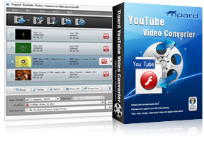 YouTube Video Converter Screen