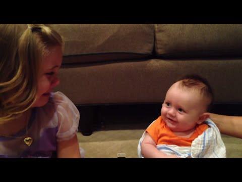 Sadie non vuole che suo fratello cresca