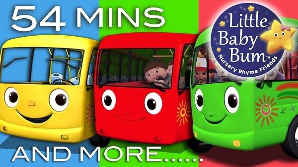 Rodas do ônibus