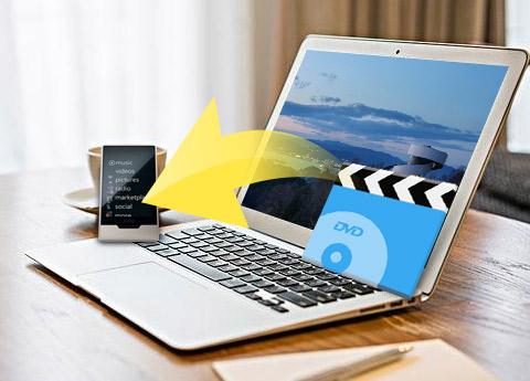 Converti i formati supportati da DVD / video in Zune