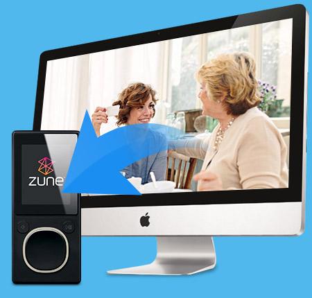 Tipard Zune Video Converter dla komputerów Mac