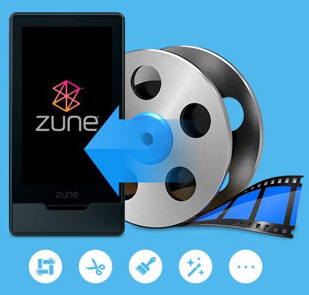 برنامج Tipard Zune Video Converter
